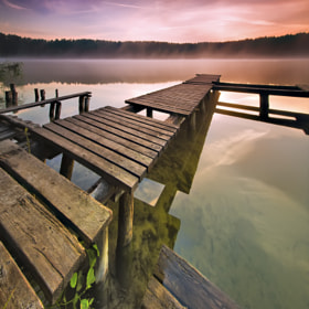 Morning bridge by Dainius Seven (Dainius)) on 500px.com