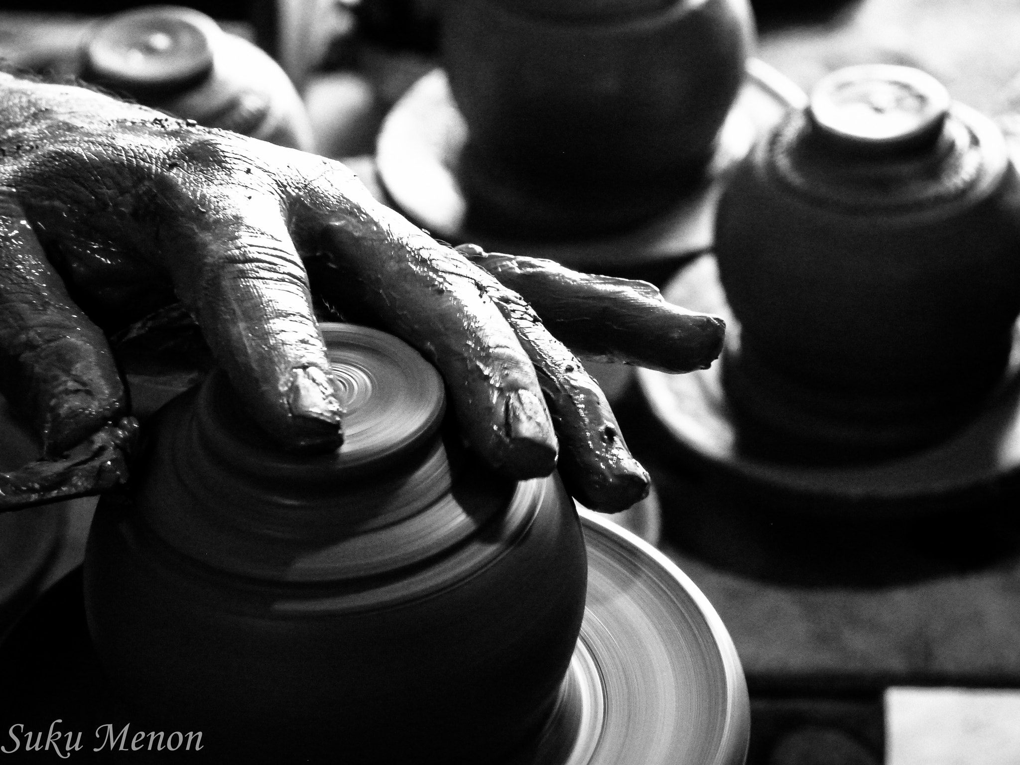 Photograph The Potter's Tale 5 by Sukumaran Menon on 500px
