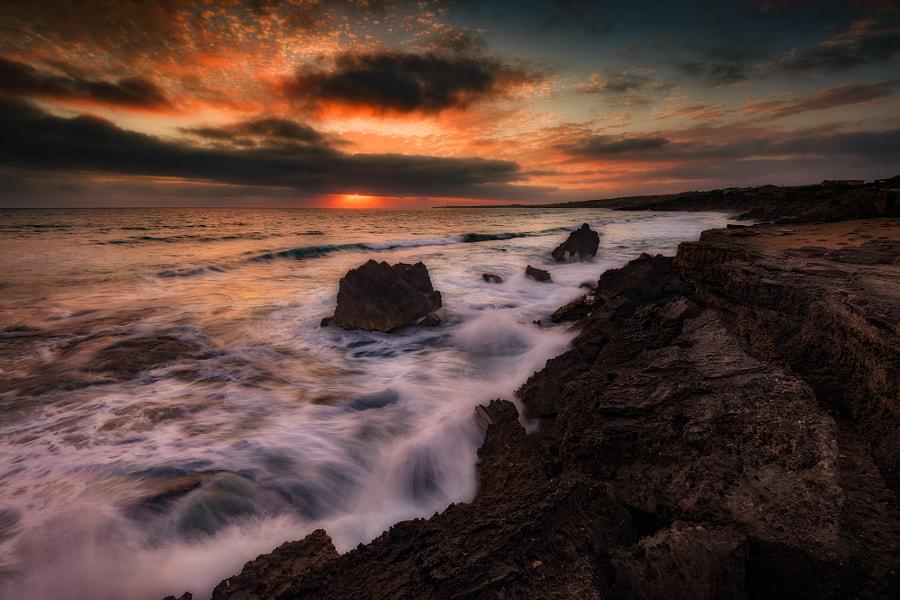 Sinis Sunset