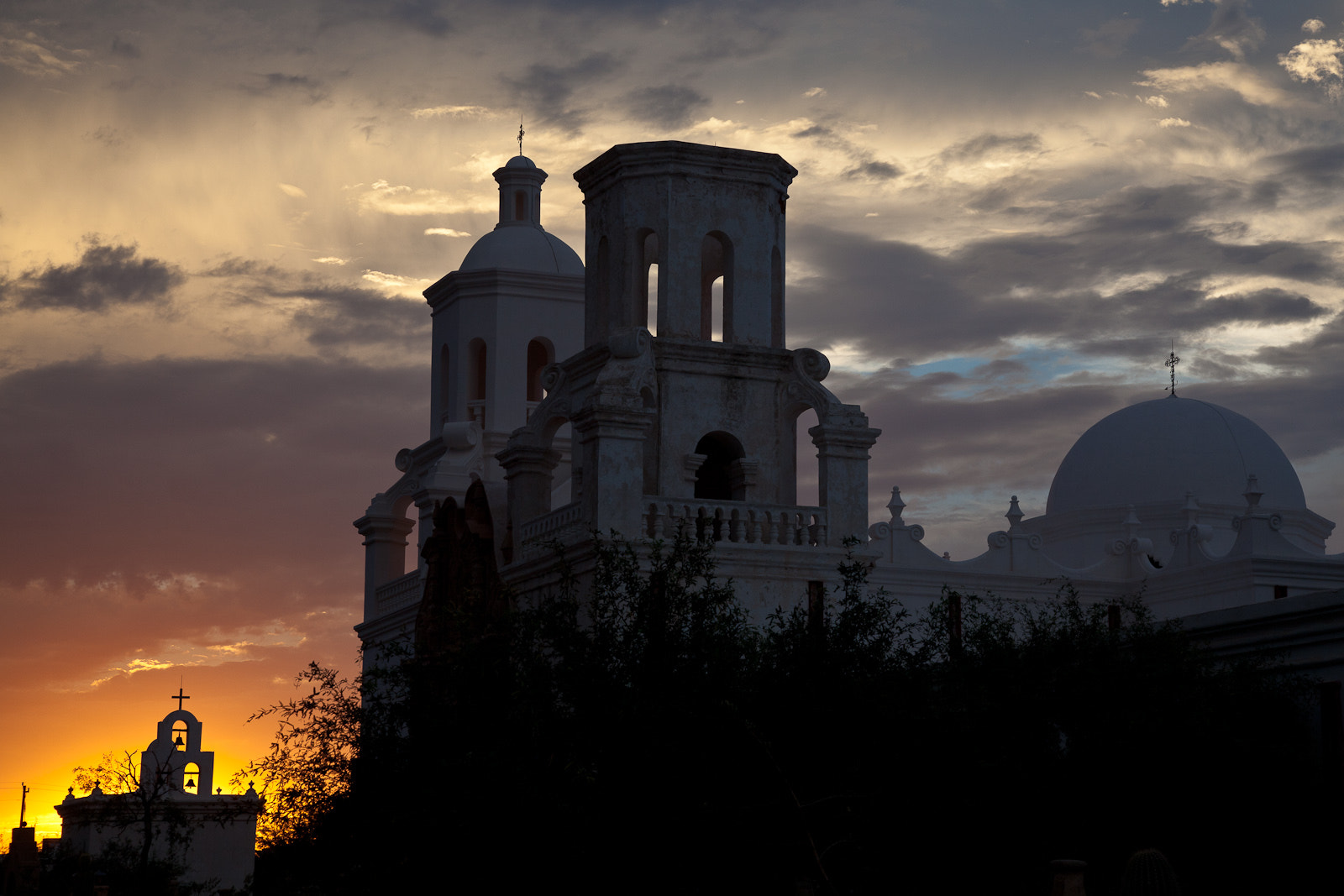 Photograph San Xavier sunset by Marton Apai on 500px