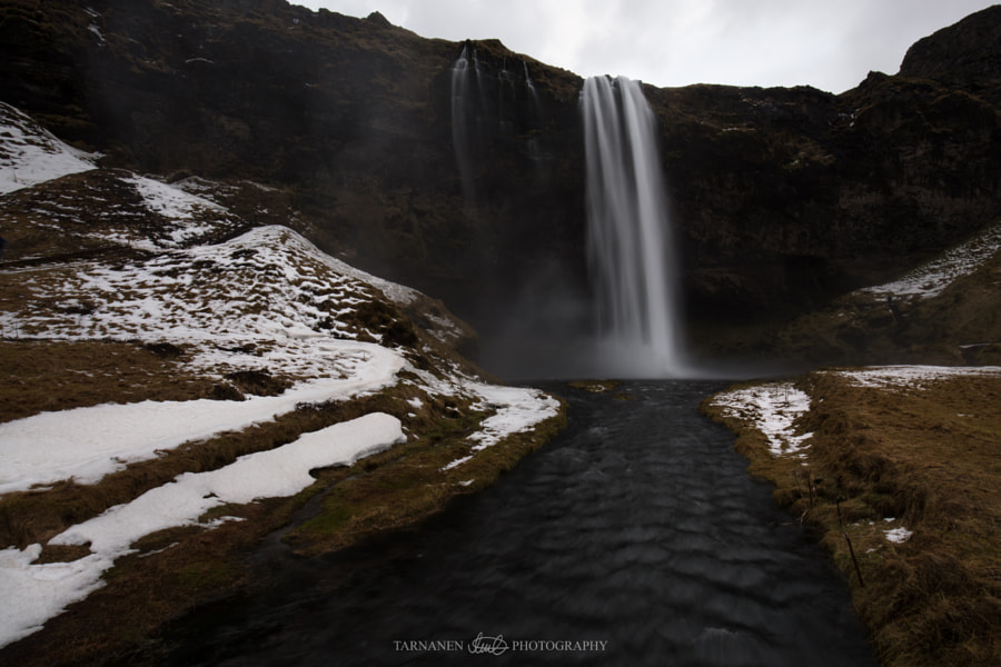 Seljalandsfoss by Taru Tarnanen on 500px.com