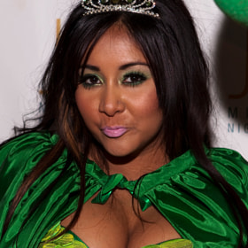 Snookie from MTV's Jersey Shore_ Jet Night Club @ Mirage Las Vegas Nevada