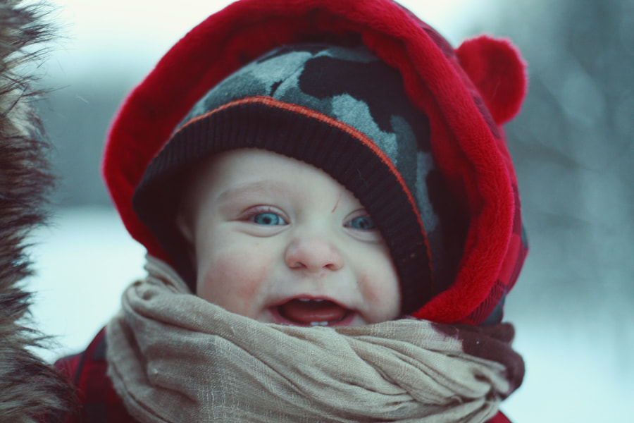A Warming Smile by Jakob Lauridsen on 500px.com