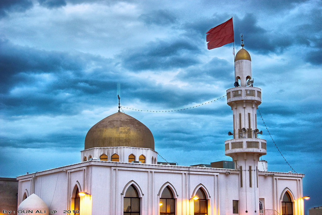 Photograph HDR - Mosque by oun  ali  on 500px