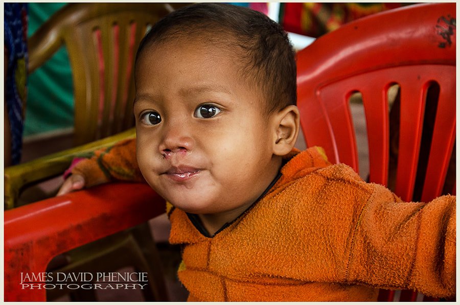 Faces of Nepal: Little Boy