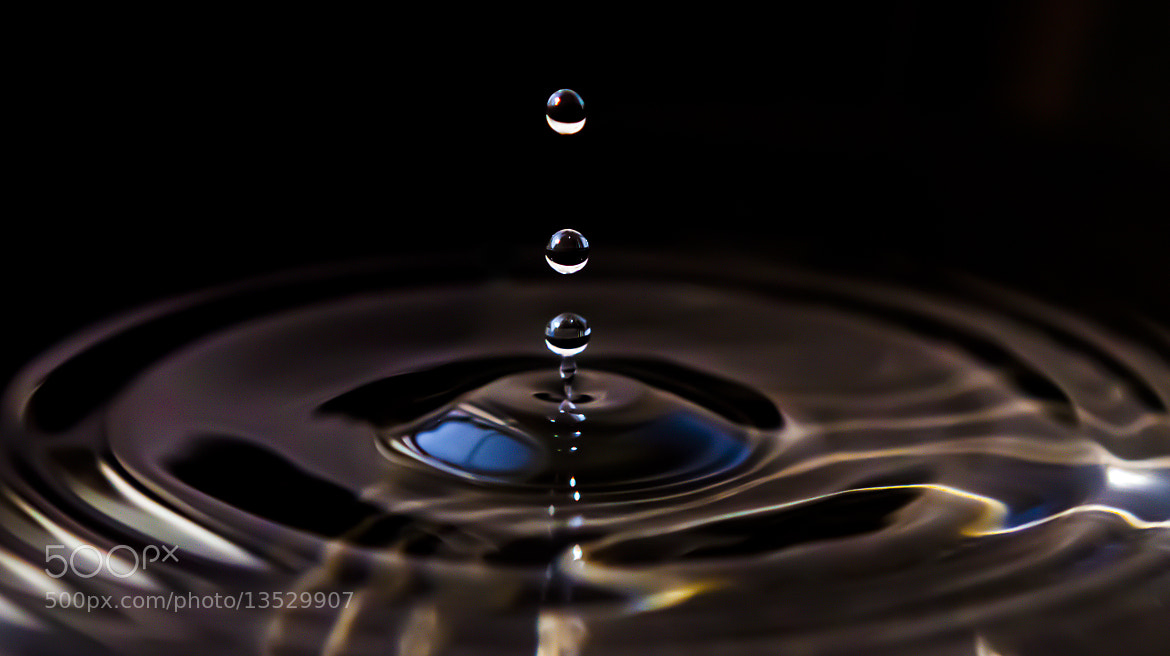 Photograph Drops by Daniel Wewerka on 500px