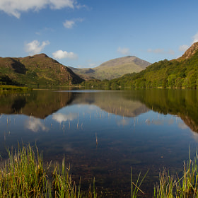 Llyn Dinas by Richard Wilson (RicheeWilson)) on 500px.com