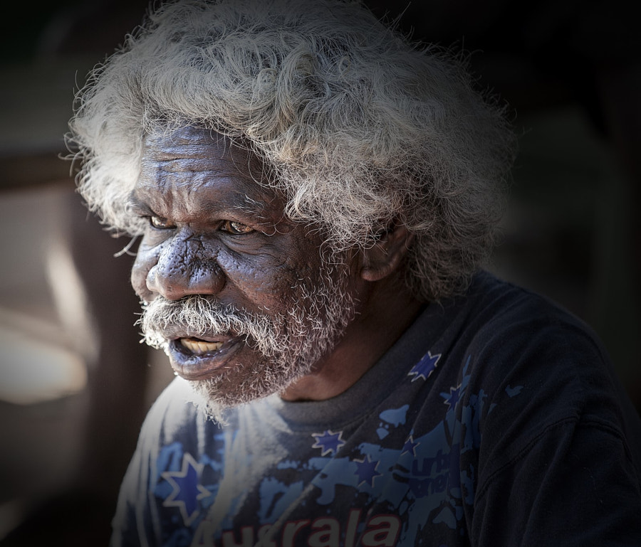 Aboriginal Australian by Hao xuan NY on 500px.com