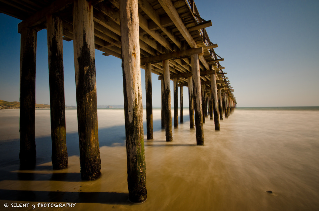 Photograph Cayucos Pier by Mark Gvazdinskas on 500px
