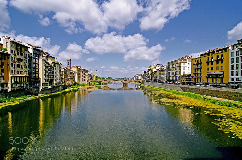 Photograph From Ponte Vecchio by Ragnar Gjemmestad on 500px