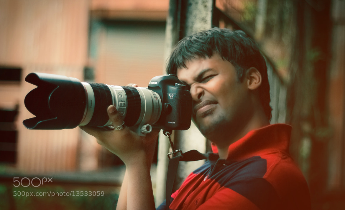 Photograph Its me.. :)  by Krishna Chaitanya on 500px