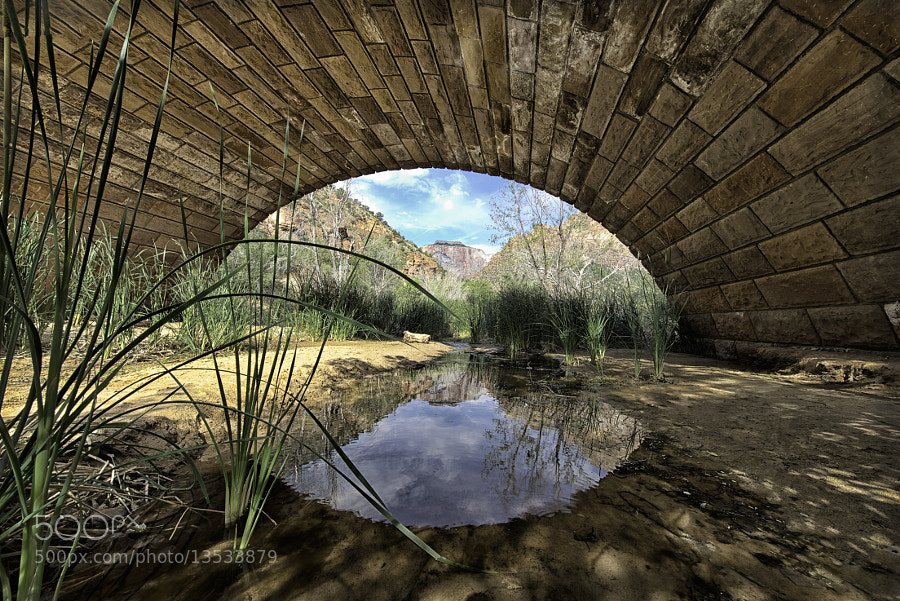 Photograph Under the Bridge. by Jerry Williams on 500px