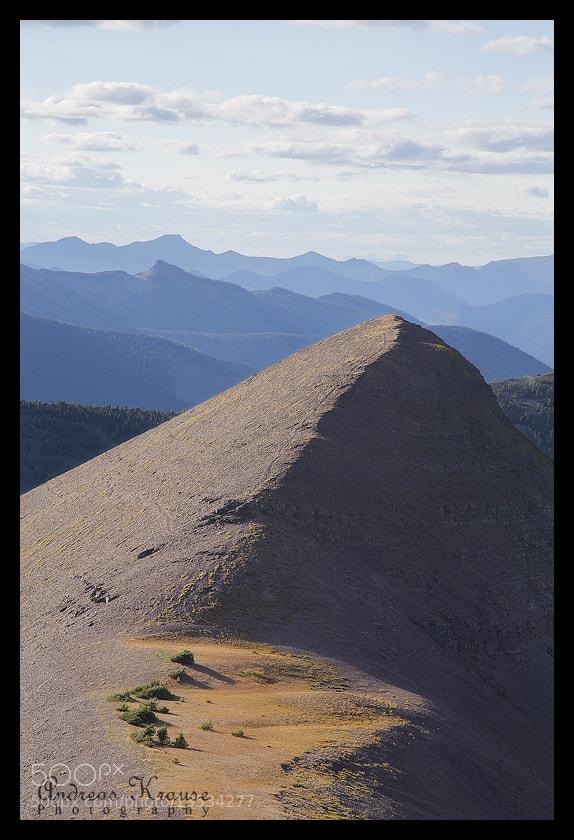 Photograph Akamina Ridge by Andreas Krause on 500px