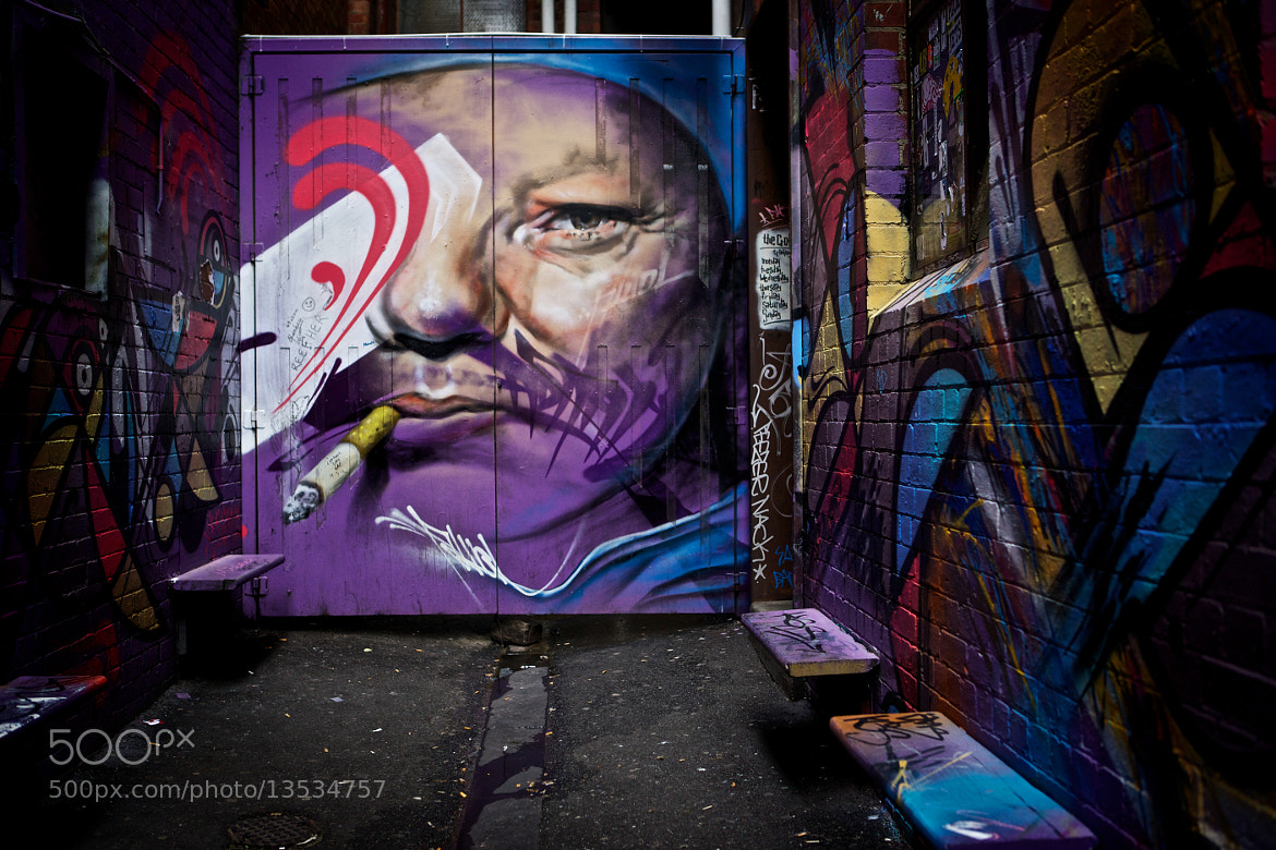 Photograph Croft Alley by John Raptis on 500px