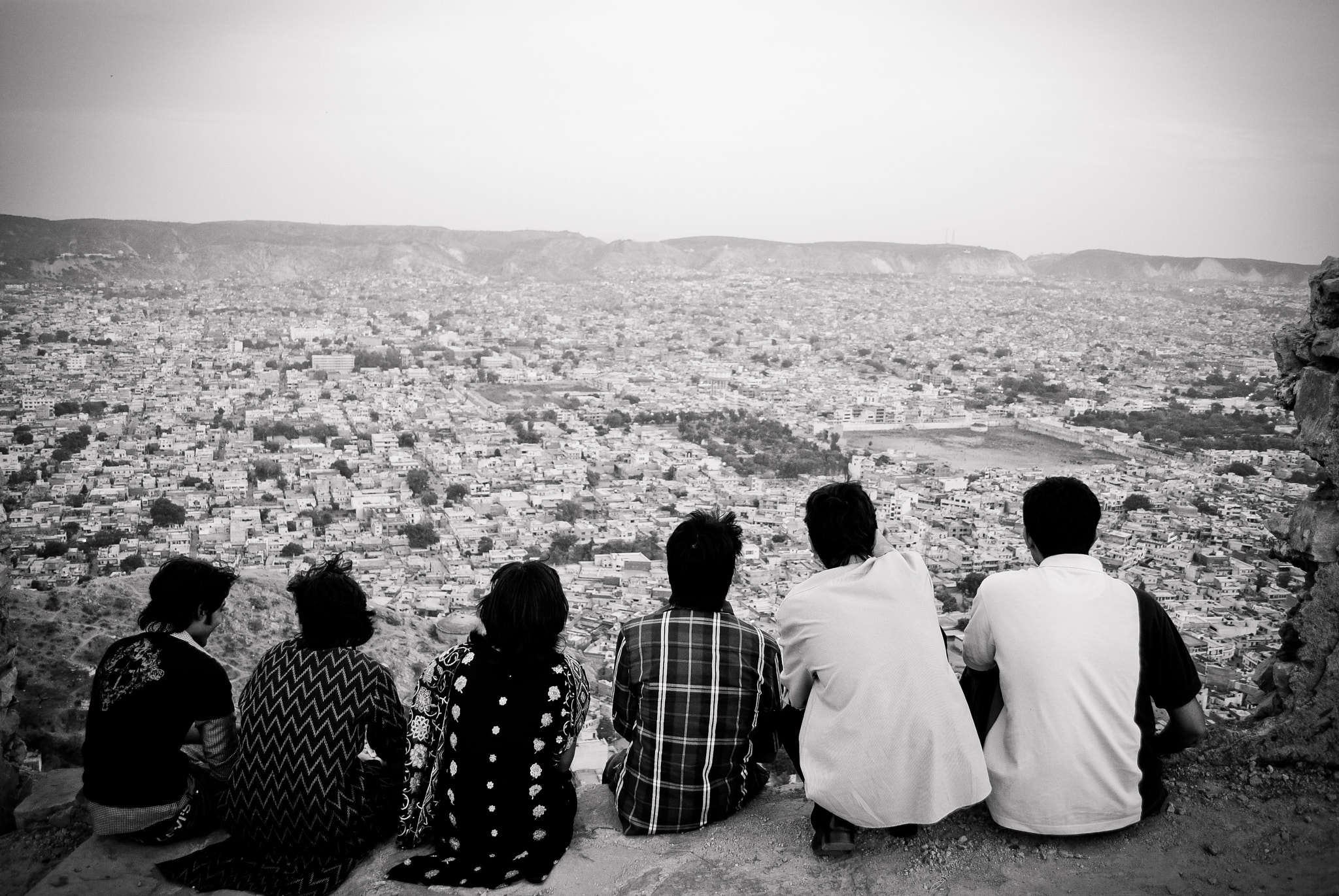 Photograph View of Jaipur by Aaqib Ansari on 500px