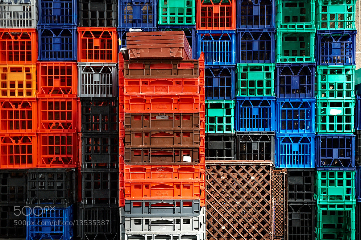 Photograph Tetris by Mike m13/9 on 500px