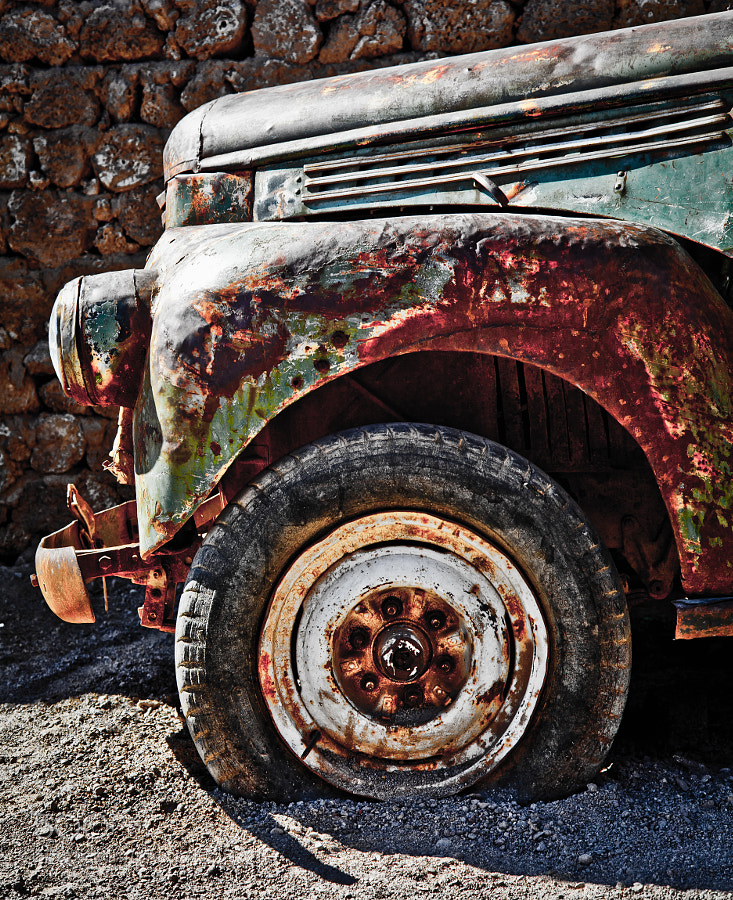 Abandoned Truck by carlos restrepo (carlosrestrepo) on 500px.com