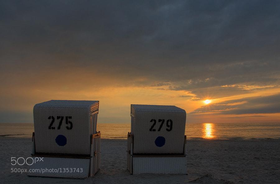 Photograph Last sunrays by Kai Böhm on 500px