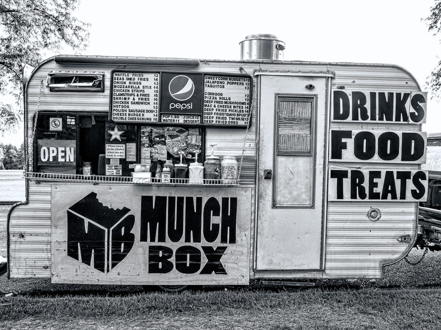 Photograph Munch Box by Aaron English on 500px