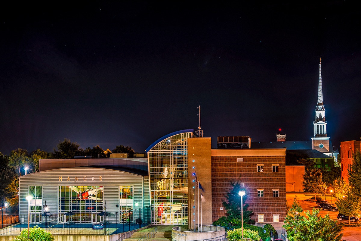 Photograph First Baptist Spartanburg by Ken Toney on 500px