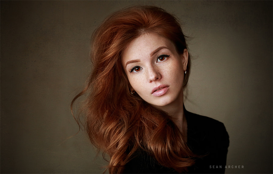 Anna by Sean Archer on 500px.com