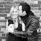 Постер, плакат: What is Justin Theroux planning for Jennifer Aniston