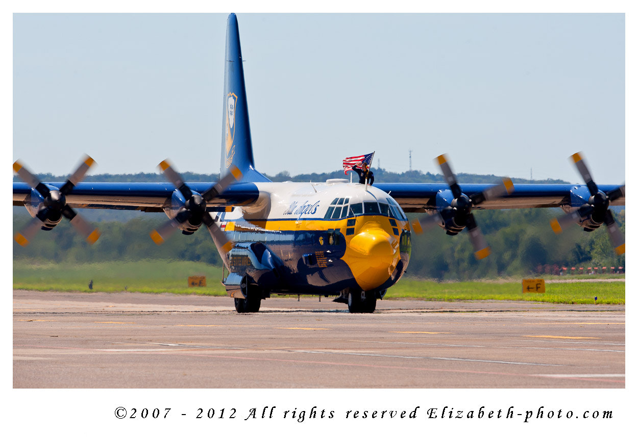 Photograph C-130 Fat Albert by Elizabeth  E. on 500px