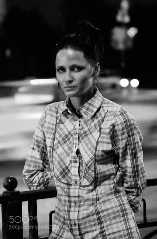 Photograph Женя by Иван Сосновский on 500px