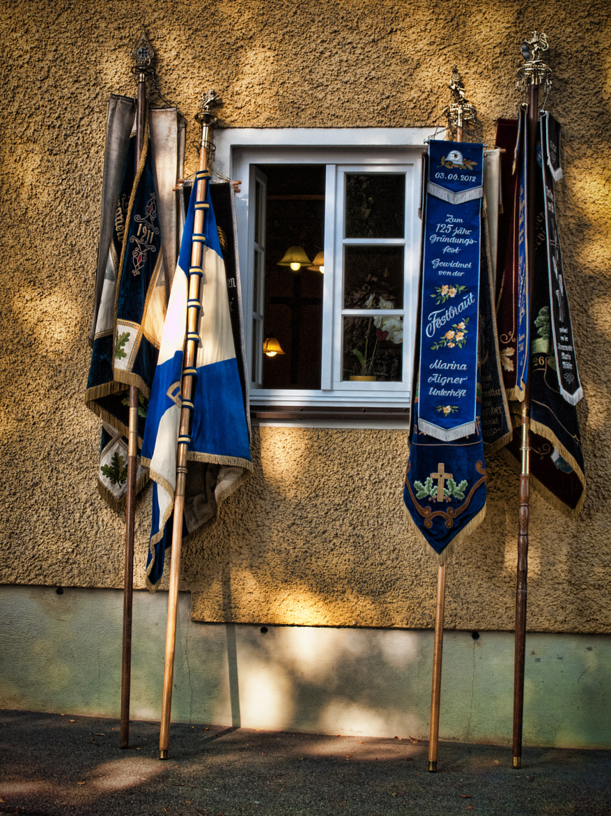 Photograph Flags by Georg Tueller on 500px