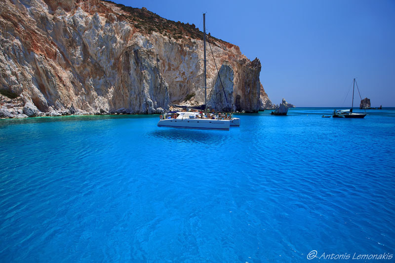 Photograph Colorful Greek islands by Antonis Lemonakis on 500px