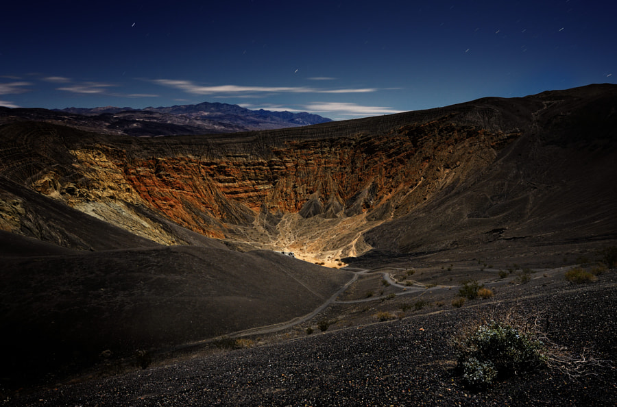 Ubehebe Crater by DINGYI ZHANG on 500px.com