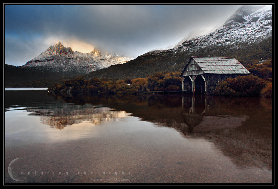 Photograph The Golden Mountain by Greg Gibbs on 500px