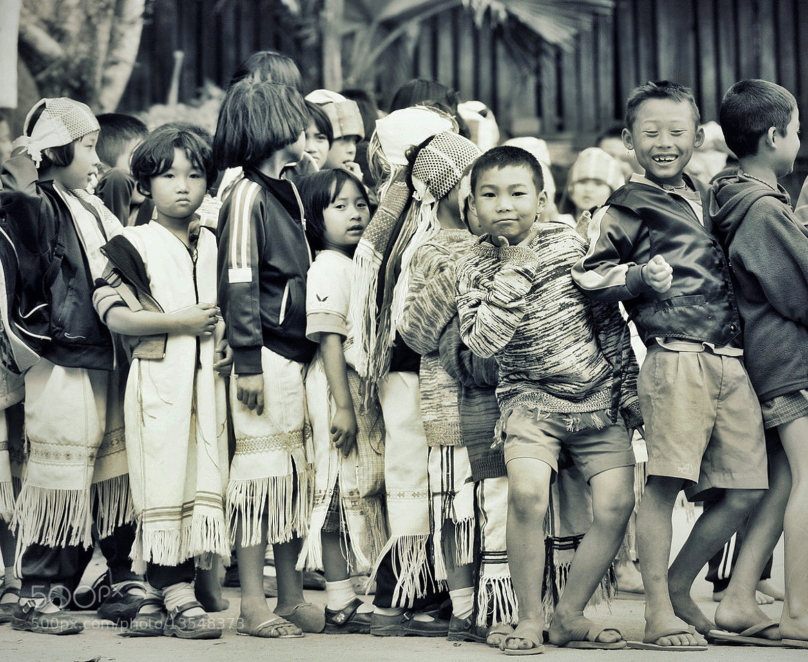 Photograph Big Happy Smiles by Guy HIGHLANDER on 500px