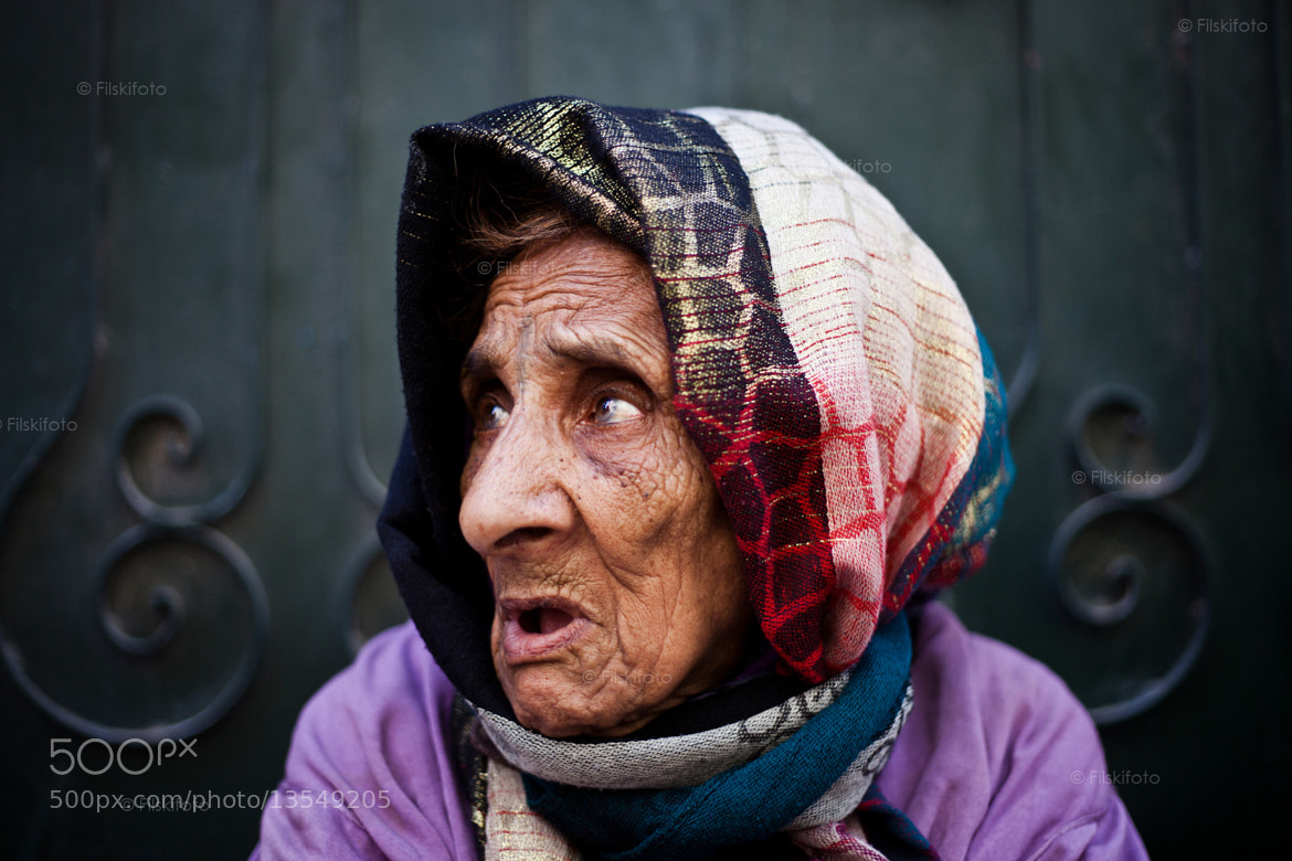 Photograph Souk Lady by Filip Gierlinski on 500px