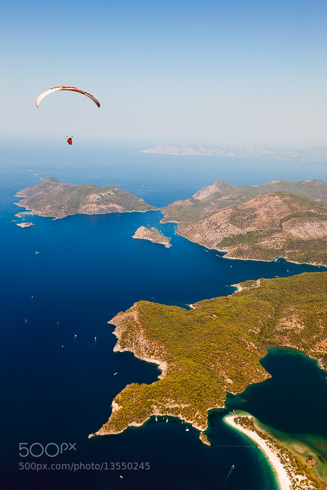 Photograph  Aegean Sea Blues by Jon Reid on 500px