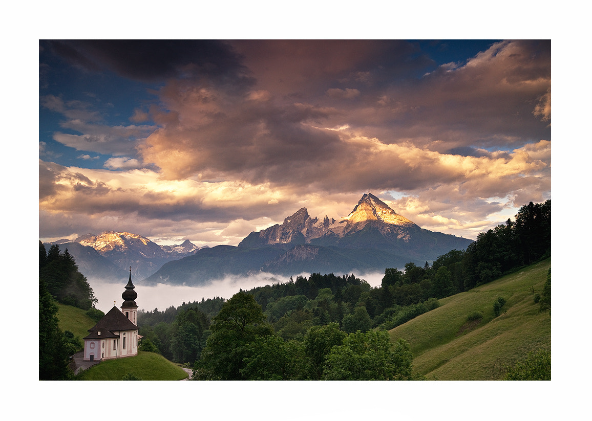 Photograph Maria Gern by Christian Ringer on 500px