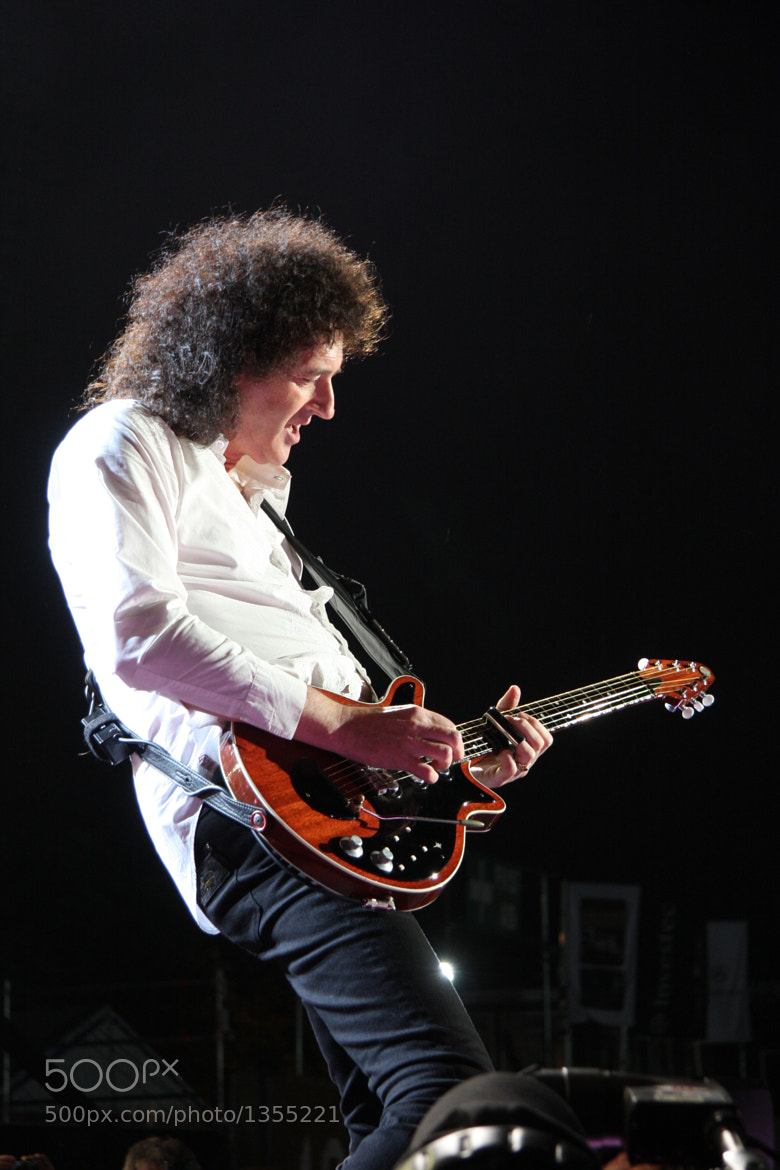 Photograph Brian May by Paul Williams on 500px