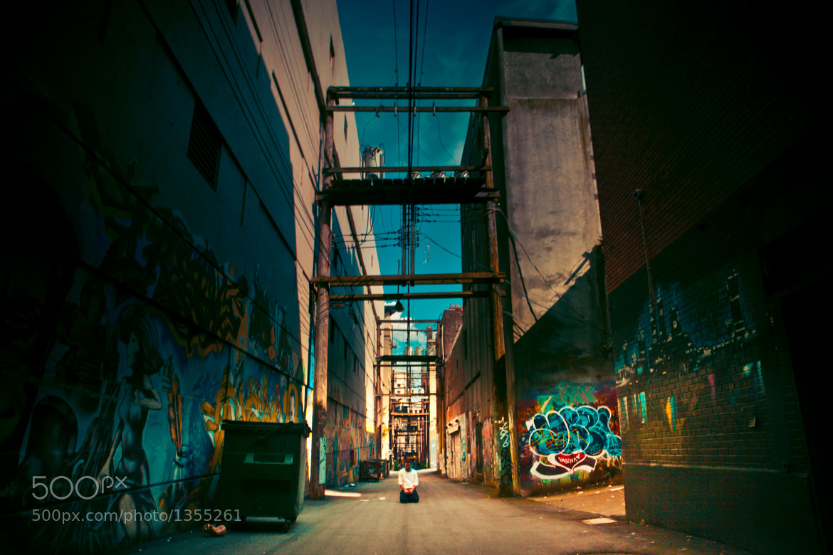 Photograph Vancouver Filtered by Alex Toulemonde on 500px