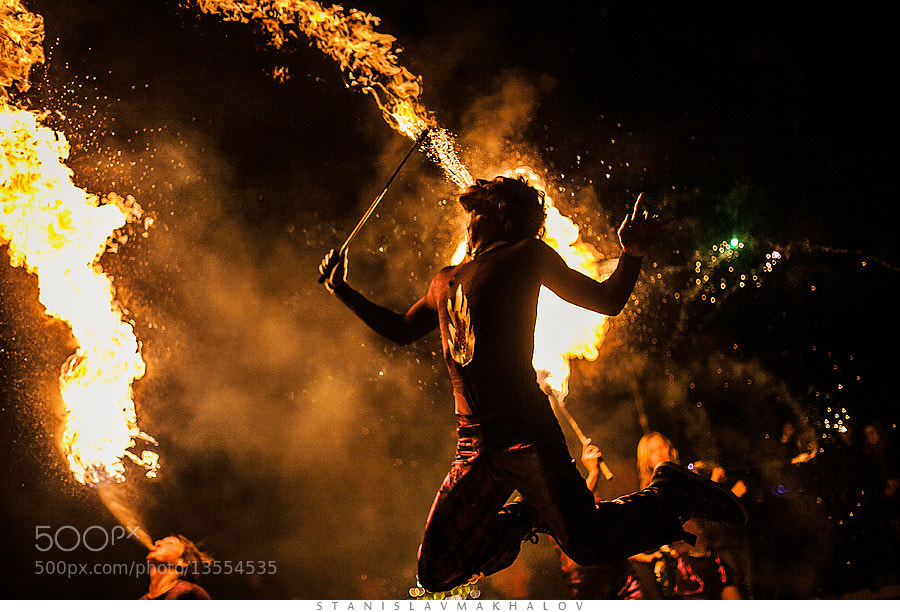 Photograph fire by Stanislav Makhalov on 500px