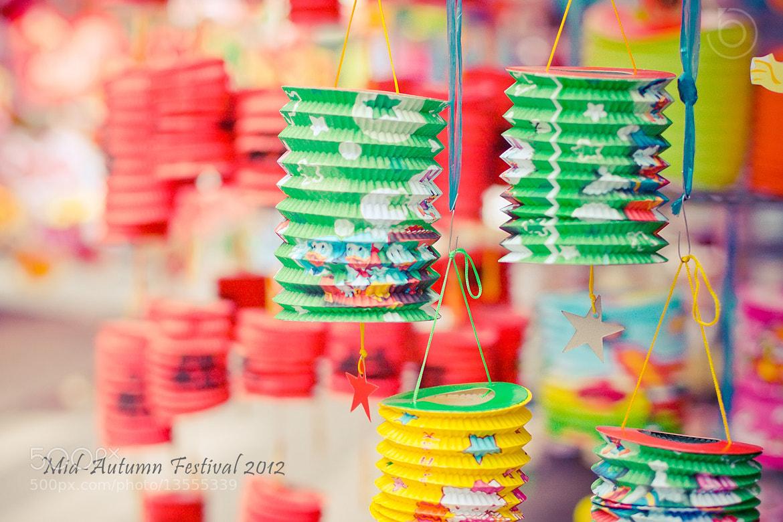 Photograph Mid-Autumn Festival 2012 by Béo Bụng Bự on 500px