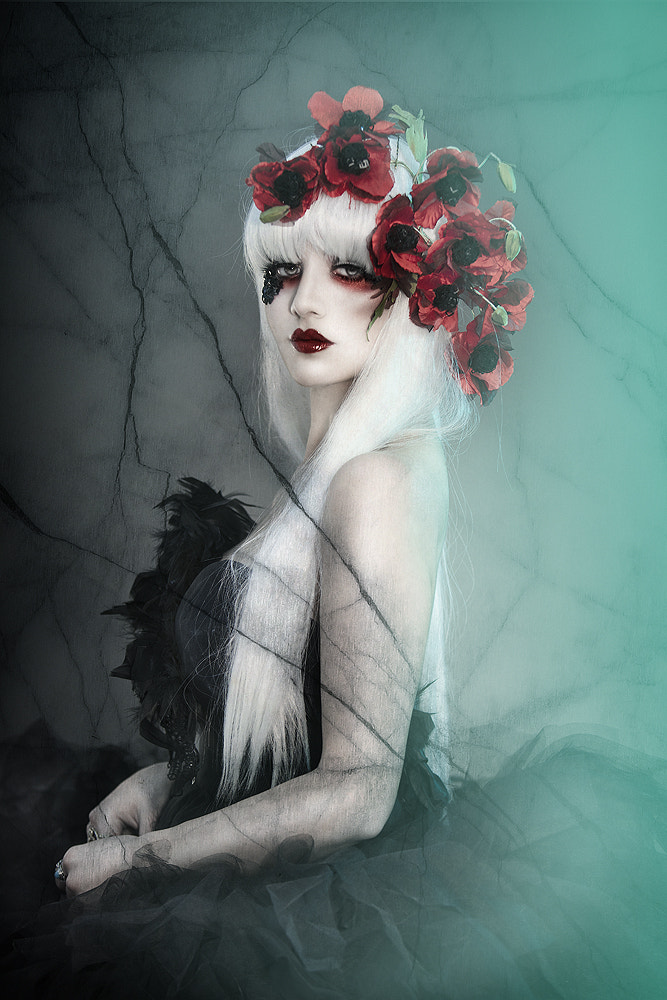 Photograph The lady from your dreams  by Rebeca  Saray on 500px