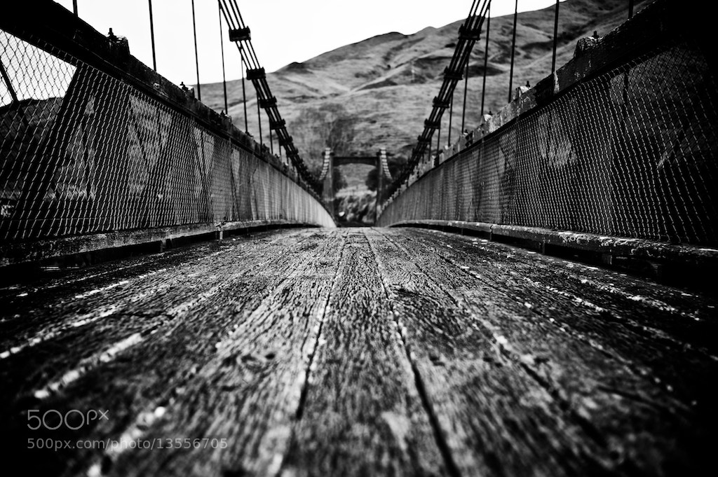 Photograph Springfield Bridge by Jason Howe on 500px