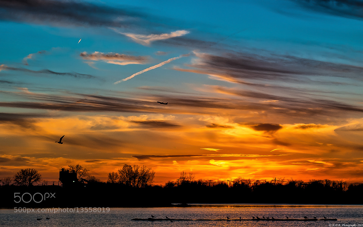 Photograph Sunset by Harold Begun on 500px