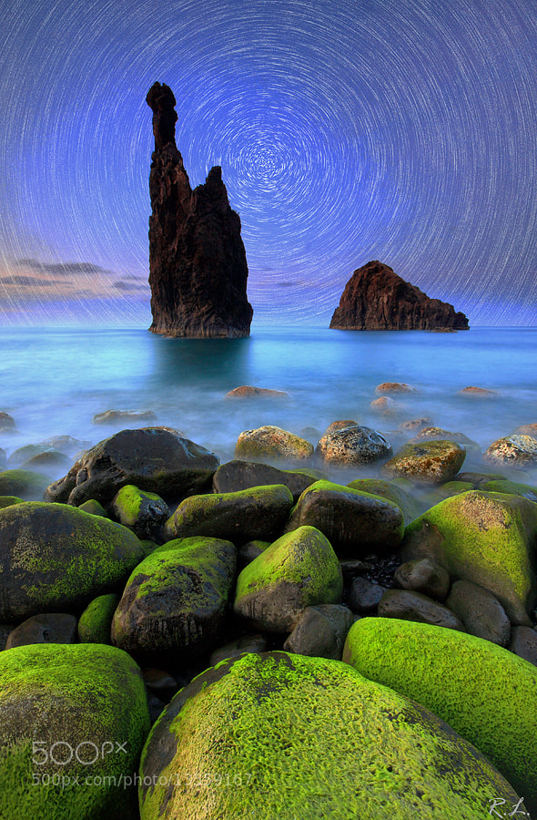 Photograph Slippery rocks by Renato Lourenço on 500px