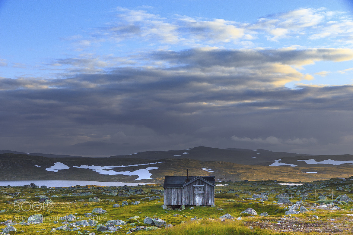 Photograph The cabin by Terje Thorsen on 500px
