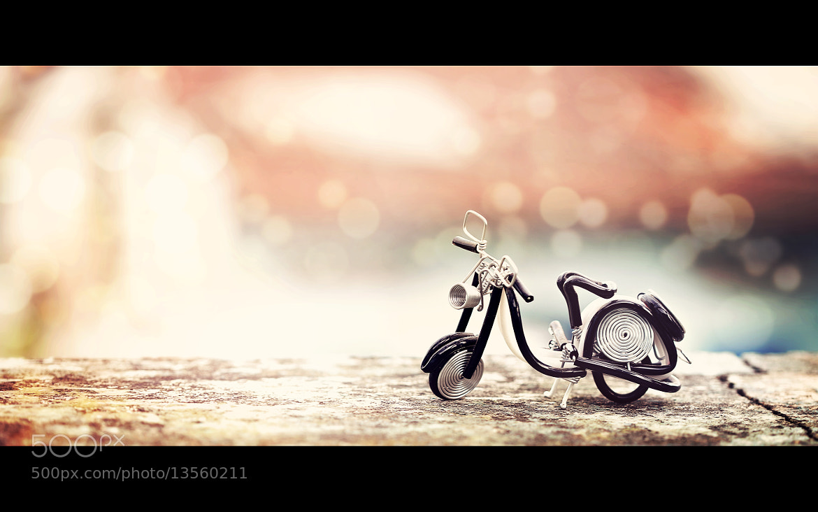 Photograph { Juicy bike } | 1 by Thai Hoa Pham on 500px