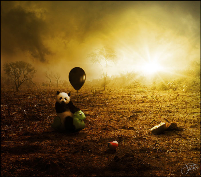 Photograph Game Over by Baptiste Fallon on 500px