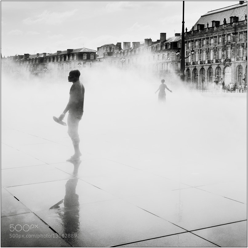 Photograph miroir d`eau by Ronny Behnert on 500px