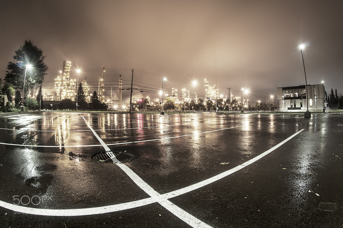 Photograph after rain by Dérick Tremblay on 500px