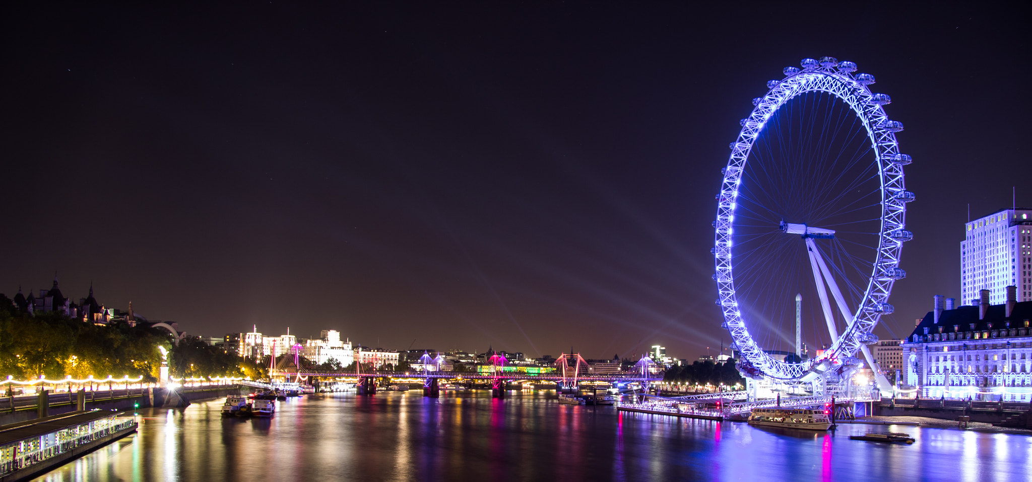 Photograph London Eye by Jeppy Mortellaro on 500px